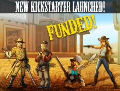 Blackwater Gulch Funded