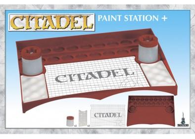 Citadel - Paint Station
