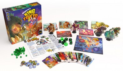 King of Tokyo Contents