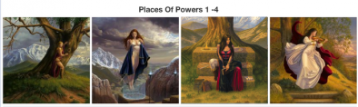 Larry Elmore Places of Power Prints