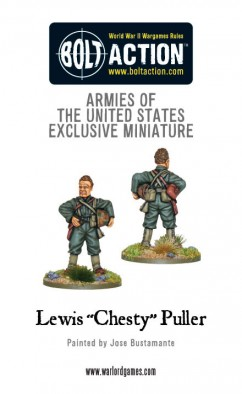Lewis 'Chesty' Puller
