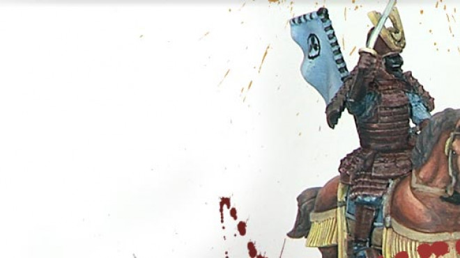 Painting Samurai Cavalry from Wargames Factory… Part 5