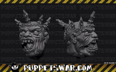 Puppets War - Twisted Heads 2