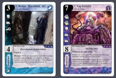 The Key and The Gate Cards
