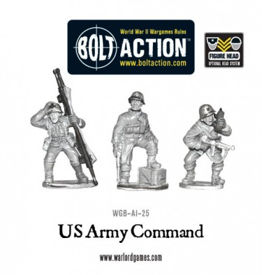 US Army Command (Front)