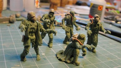 Zombie Soldiers