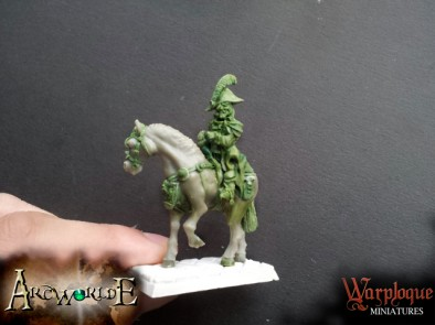 Albionnican Mounted Captain