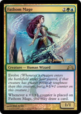 Alternate Fathom Mage