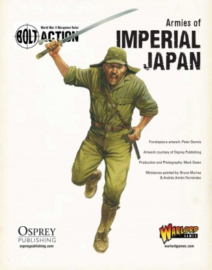 Bolt Action Imperial Japan Army Lists