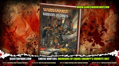 Cheese Hunters: Warriors of Chaos Swampy's Favorite Unit