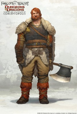 D&D Northland Barbarian