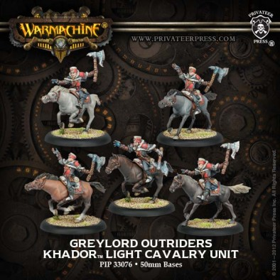 Greylord Outriders