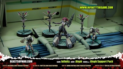 Infinity-Aleph-Support-Pack