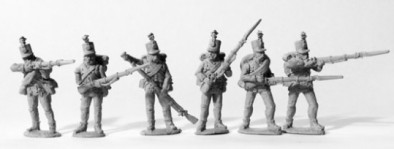 Perry - Grenz Infantry Skirmishing