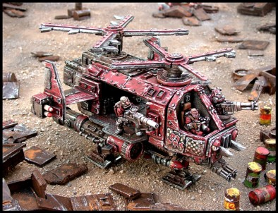 Radlodyte Copter (Painted)