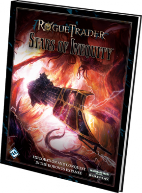 Rogue Trader Stars of Inequity