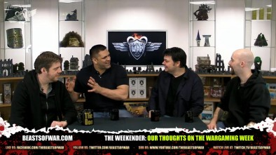 The Weekender: Our Thoughts on The Wargaming Week