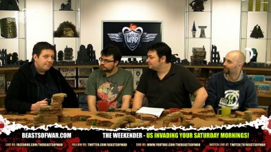 The Weekender - Us invading your Saturday mornings!