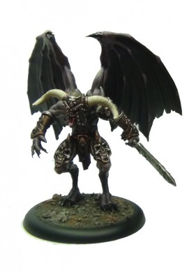 Ultraforge Demon With Wings