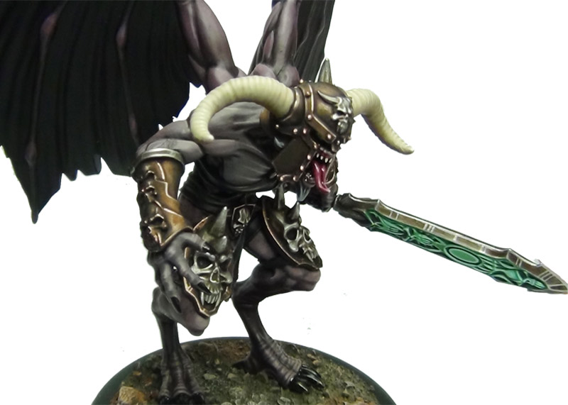 Ultraforge Is Back With A Winged Demon In 2013 – OnTableTop