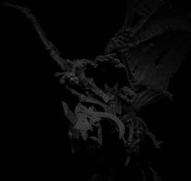 Undead Wyvern Preview #2