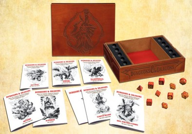 Dungeons and Dragons White Box Reprint