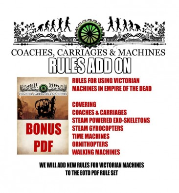 Empire of the Dead - Coaches Rules