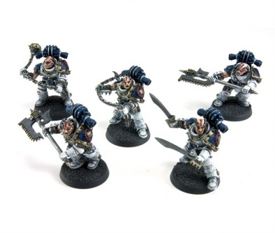 Forge World - Rampager Squad