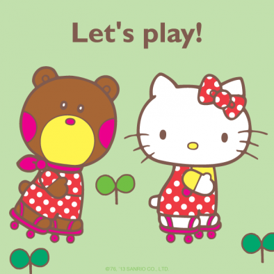 Hello Kitty Let's Play