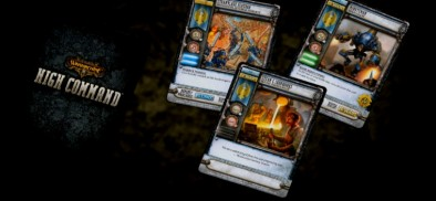 High Command Warmachine Card Game #1