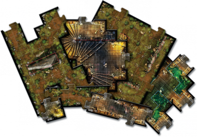 Labyrinth of Ruin Tiles