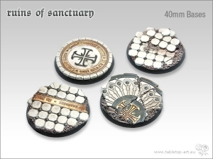 Ruins of Sanctuary 40mm
