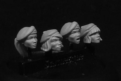 Statuesque - Resistance Heads