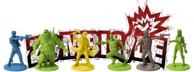 Toxic City Mall Miniatures
