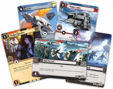 Battle For Hoth Cards