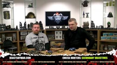Cheese Hunters: Secondary Objectives