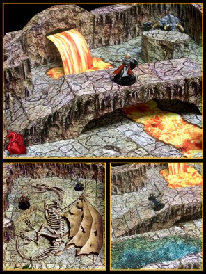 Dungeons of the Mountain King 2