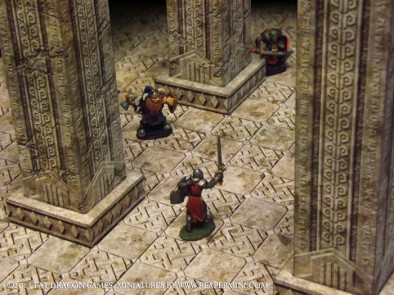Dungeons of the Mountain King Hall