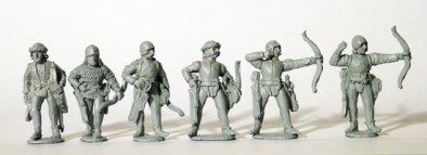 Italian Mercenary Archers