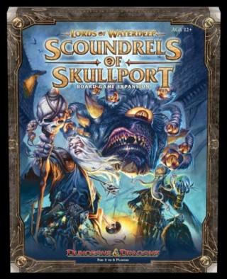 Scoundrels of Skullport
