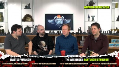 The Weekender: Achtung!!! Cthulhu!!!