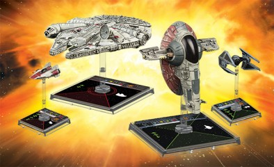 Wave 2 X-Wing Miniatures