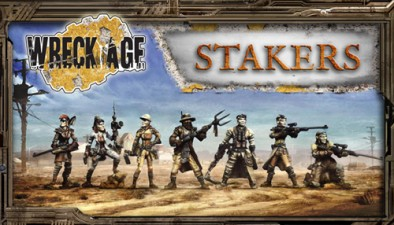 Wreck Age - Stakers Starter Box