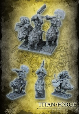 Ghostboar Riders
