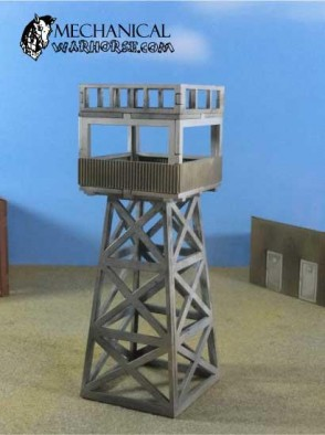 Mechanical Warhorse Observation Tower