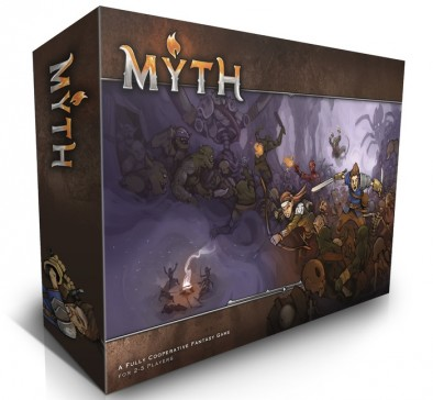 Myth Box Art