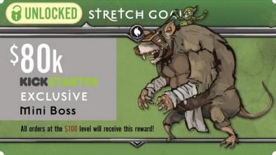 Myth Exclusive Mini Boss