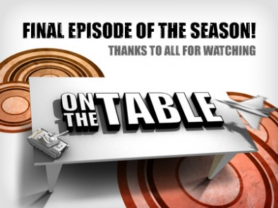 On the Table s5 ep10