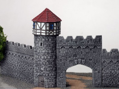 Ramparts and Gate