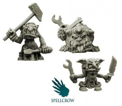 Spellcrow - Goblin Workers and Spawn Assistant